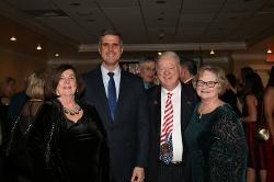 DE GOP members with David Avella