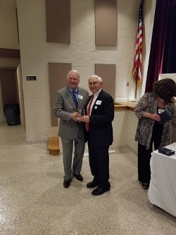 33rd Chairman David Hake won Republican of the month!